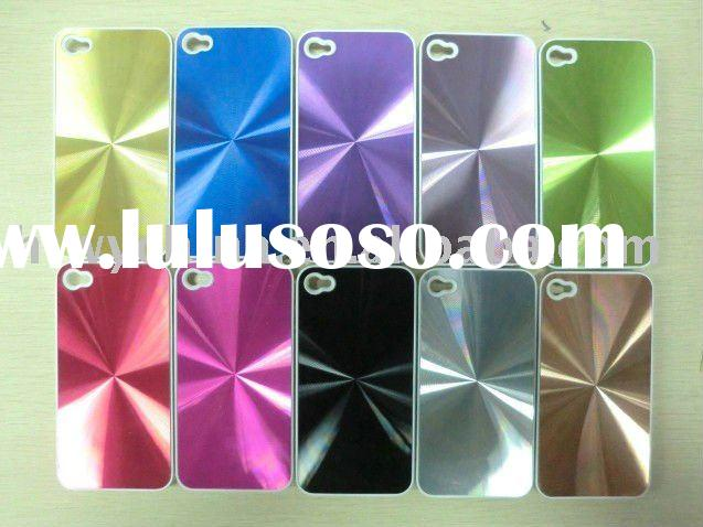 Mobile Phone Accessory, Aluminum case for iPhone 4 4g, 10 colors, A Grade