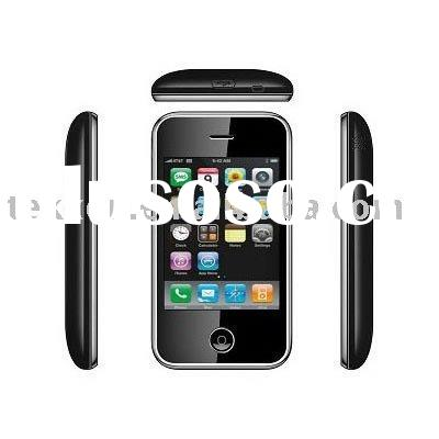 """Mobile phone,QUAD-BAND DUAL SIM 3.5"""" PDA TV MOBILE PHONEcell phone,gsm mobile phone(T1)"""