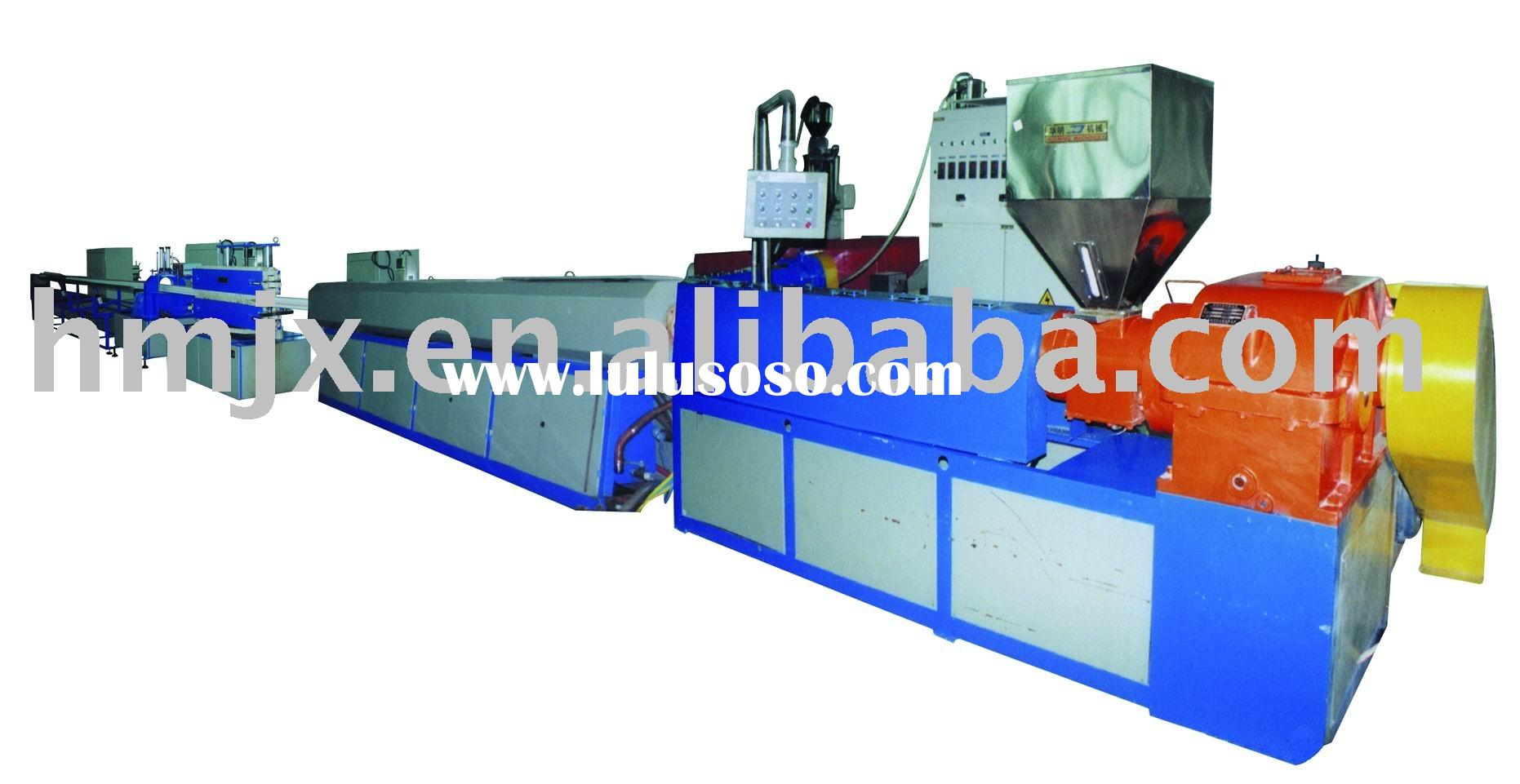 Multiple-Hole Plastic Pipe Production Line For Telecommunication (Pipe Making Machine)