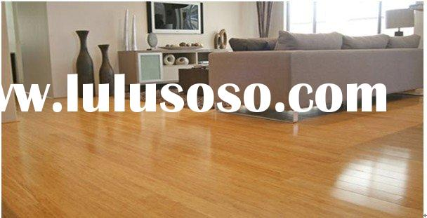 Natural Vertical Bamboo flooring