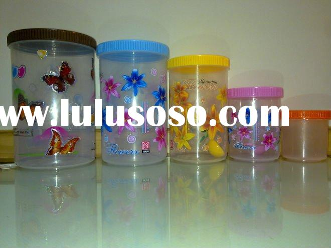 Plastic containers/Lunch box printing Heat Transfer Film