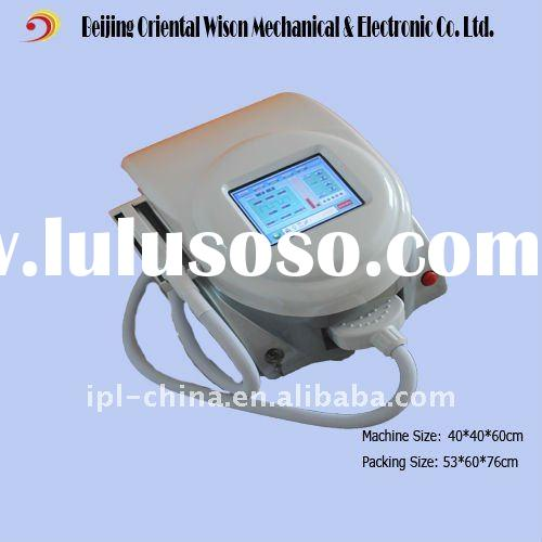 Portable Elight IPL Hair Removal Machine