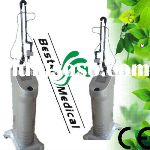 Portable fractional co2 laser beauty equipment F5 with CE approval