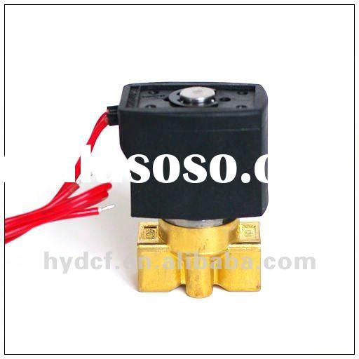 SMALL DIRECT GAS SOLENOID VALVE