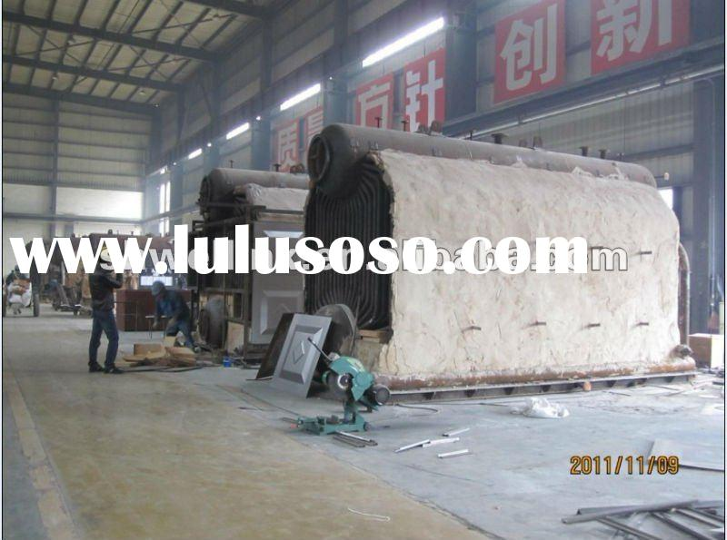 SZS Series Gas/Oil Fired Steam Boiler for Textile Industry