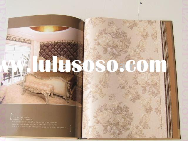 Special design vinyl wallpaper wall papers home decor