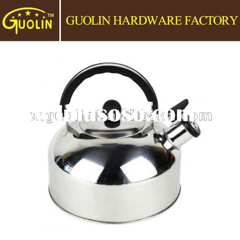 Stainless Steel Whistling Kettle/Kitchenware