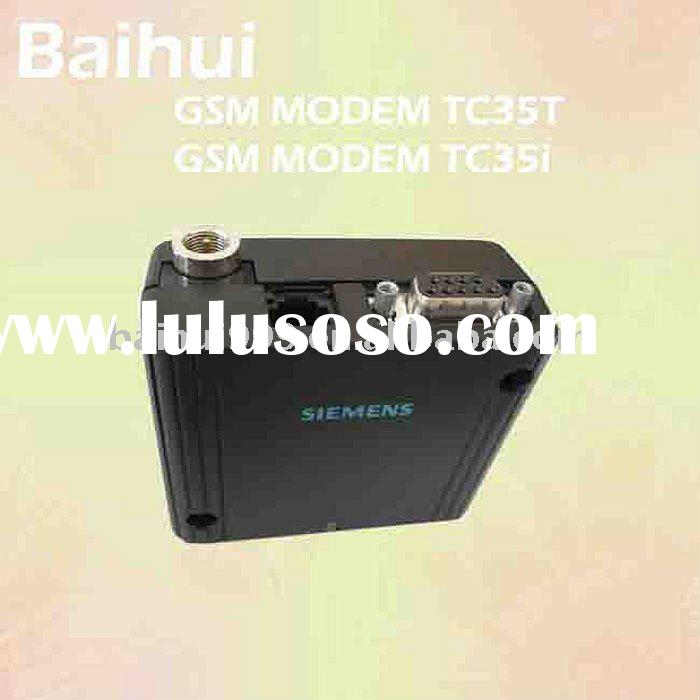 TC35/TC35i Industrial GSM Modem with RS232 Interface, Transmit in Dual Band GSM 900/1800MHz
