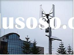 Vertical Wind Turbine Generator For Homes
