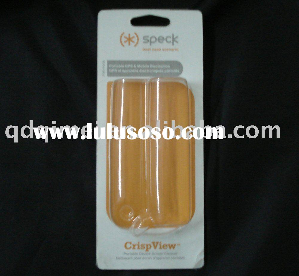 Winder Slide Blister Cover disposable transparent PVC package container