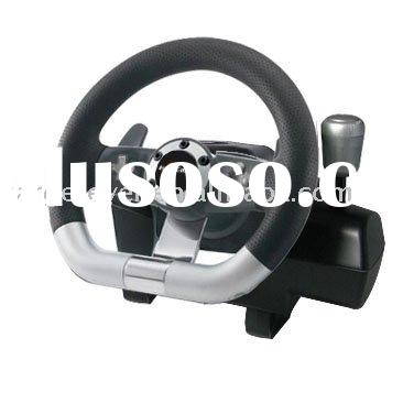 Wireless Racing Wheel for xbox360