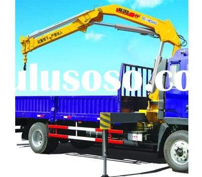 XCMG 6,3t hydraulic mobile telescoping boom crane