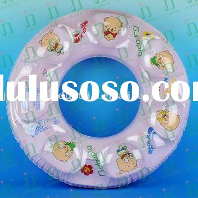 #CQ59711 #01PVC inflatable swimming ring, child swimming ring
