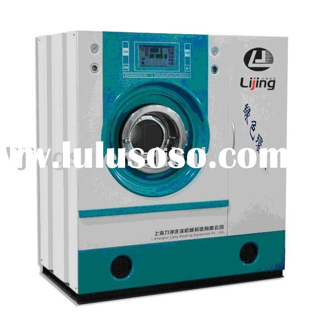 (hydrocarbon, oil)Dry cleaning machine