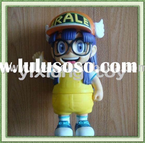 arale vinyl toy anime action figure