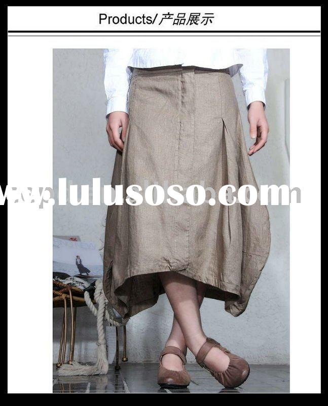 casual long skirts for women