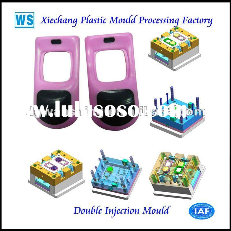 double injection mould design to delivery manufacture