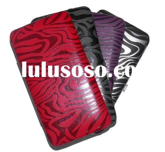 fashion ladies pu wallets