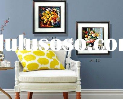flower painting wall art decor print oil painting