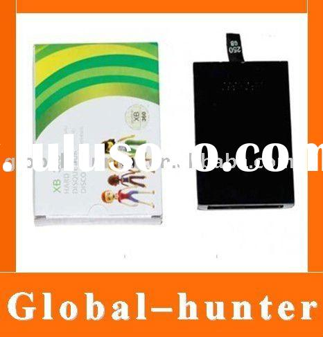 for xbox 360 slim hard drive 250GB