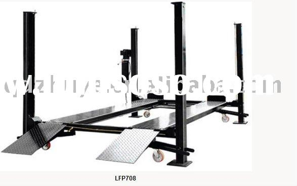 four post parking lift;mobile lift;auto lifts;car lifts;hydraulic lifts