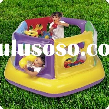fun center ball pit / inflatable play center
