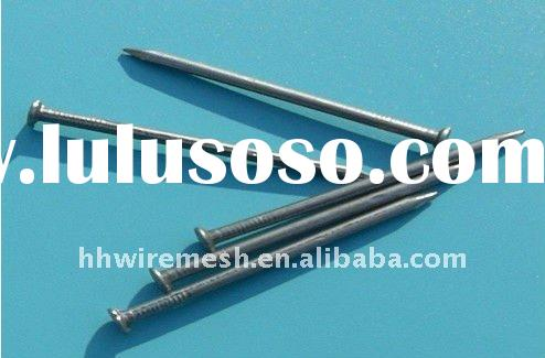 galvanized iron construction nails