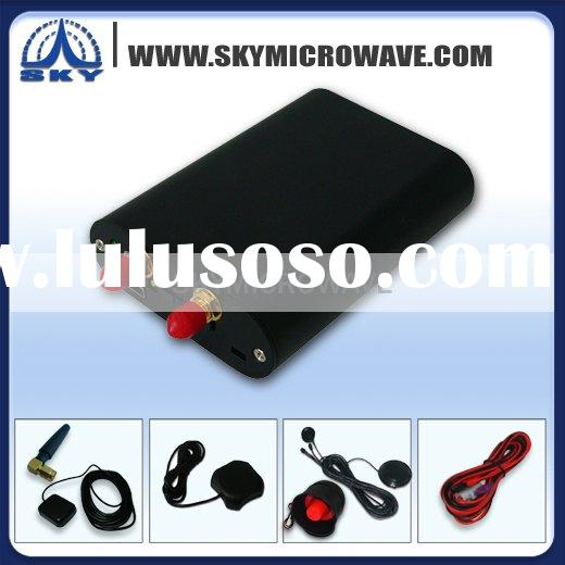 gps gsm car tracker