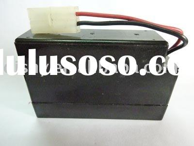 high power 4.5Ah Rechargeable lead acid solar battery