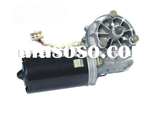 high torque 12V electric dc worm gear motor with CE approval