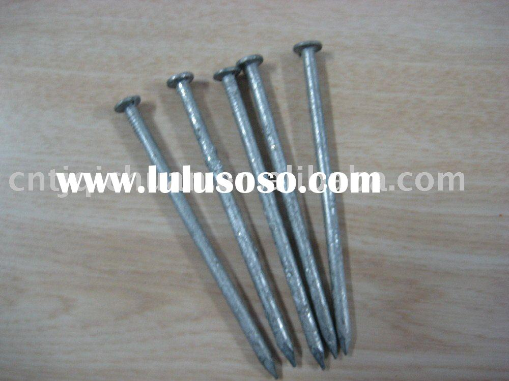 hot dipped galvanized common nail