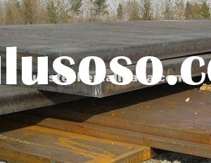 hot rolled black steel sheets