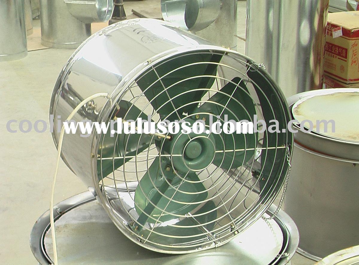 industrial air circulation blower fan CE certificate