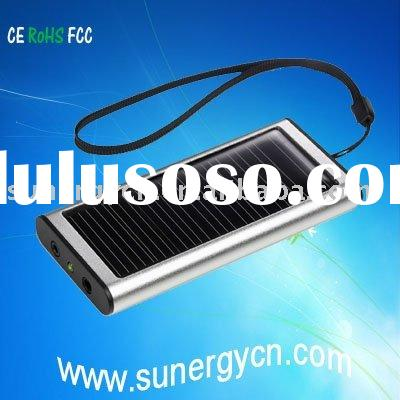low cost portable solar mobile charger