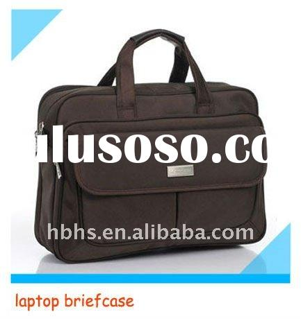 men nylon 15 business laptop briefcase