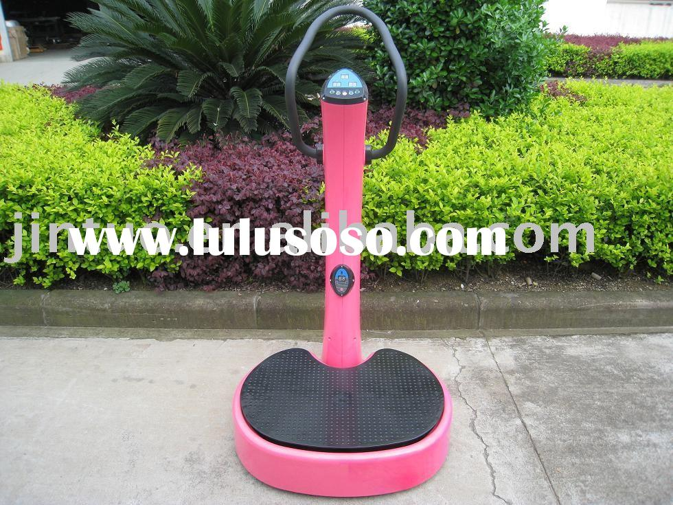 oscillation plate,vibration machine,crazy fit massage with CE&ROHS by SGS