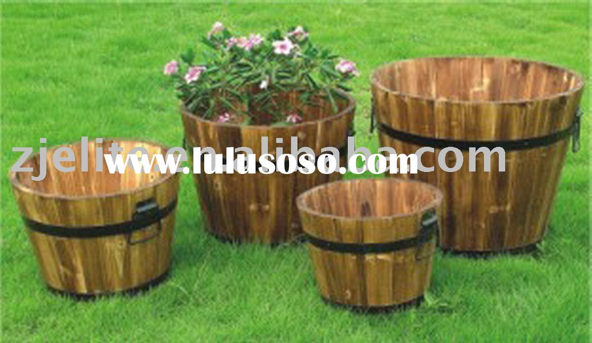 Barrel Planter For Sale Price China Manufacturer