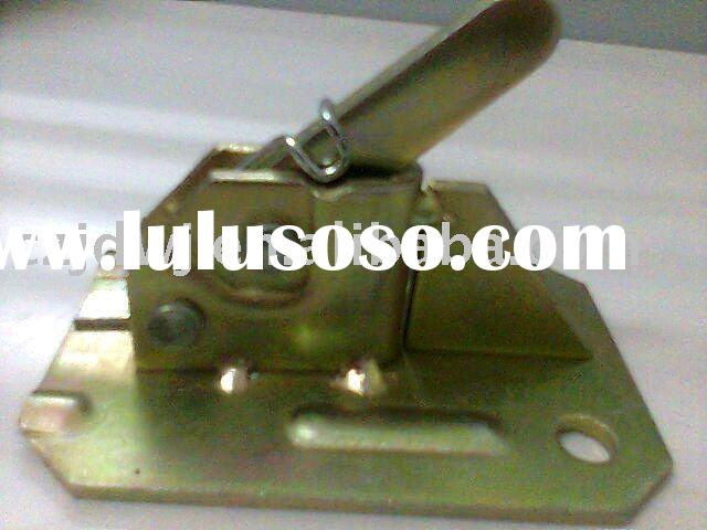 pressed wedge clamp