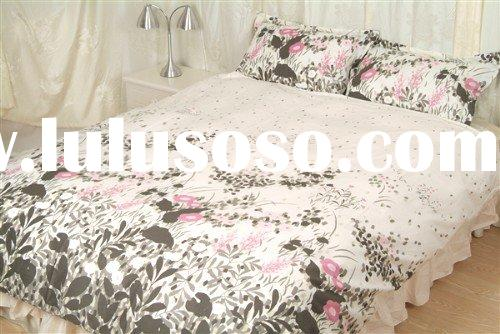 printed 4 pcs bedding set