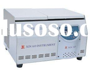 refrigerated centrifuge, High Speed Large Capacity Refrigerated Centrifuge