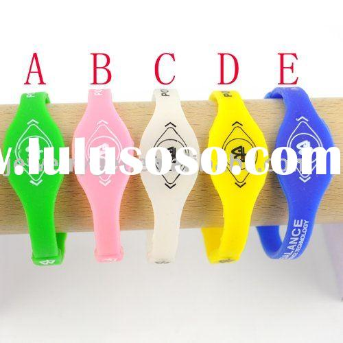 silicone bracelets ,high quality bracelet ,multi-color ,cheap ,free shipping ,BR-1041