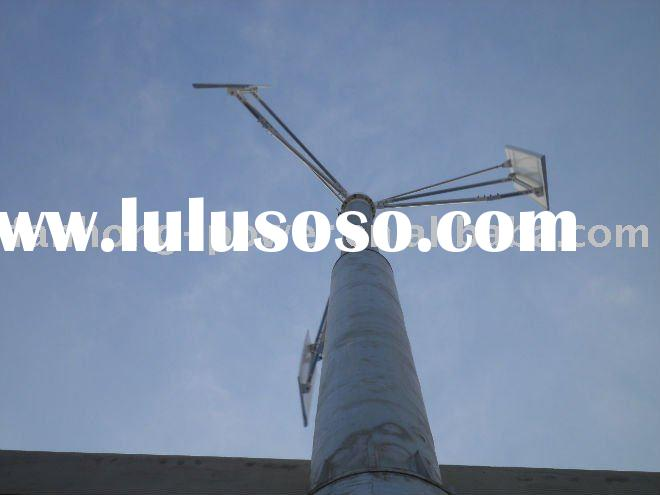 small vertical axis wind turbine