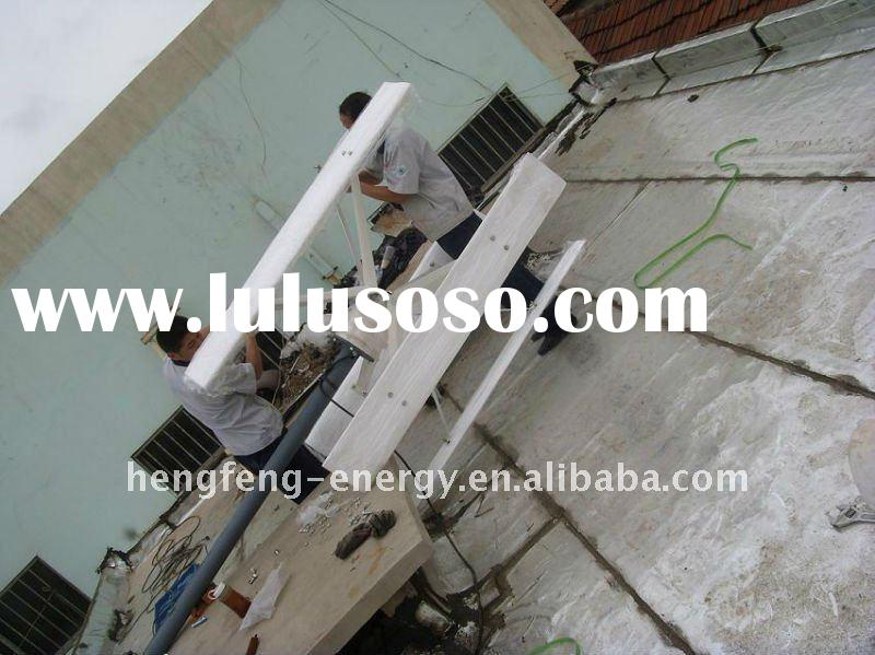 small vertical axis wind turbine generator 300w,lower noise,higher energy