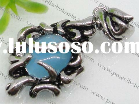 stainless steel Pendant,beautiful Murano Glass Pendant Wholesale