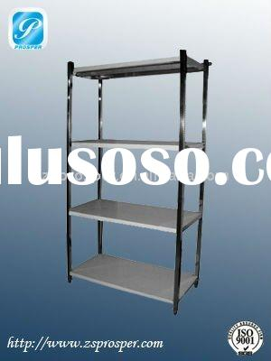 stainless steel storage rack ( kitchen sotrage rack)