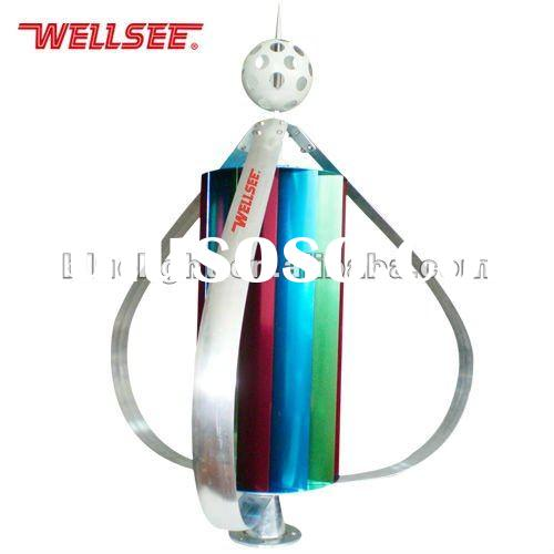 vertical axis wind turbine (vertical axis small vertical wind turbine) WS-WT 200W