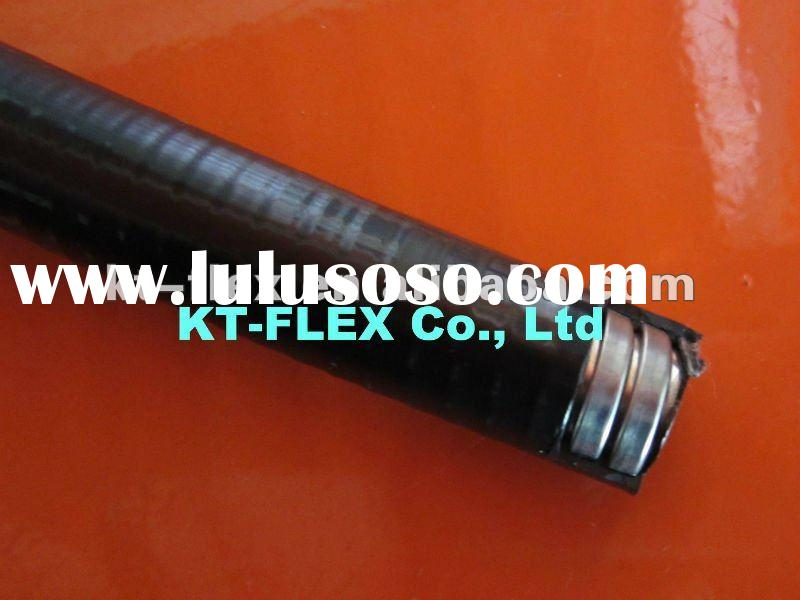 Flexible Electrical Cable Protectors : Pvc coated flexible cable conduit for sale price china