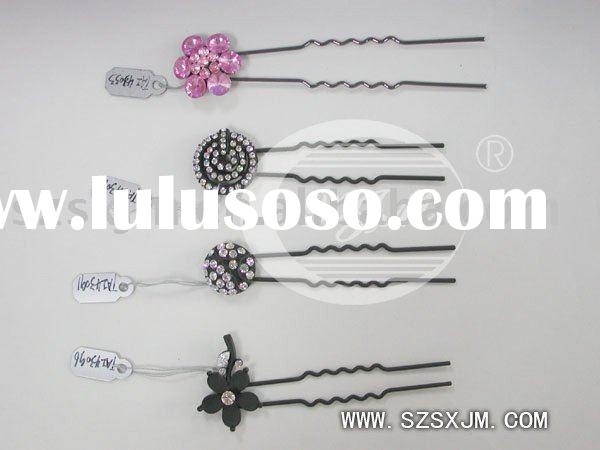 wholesale women's alloy fashion hair accessories