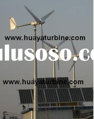 wind and solar hybrid system 3kw for home use