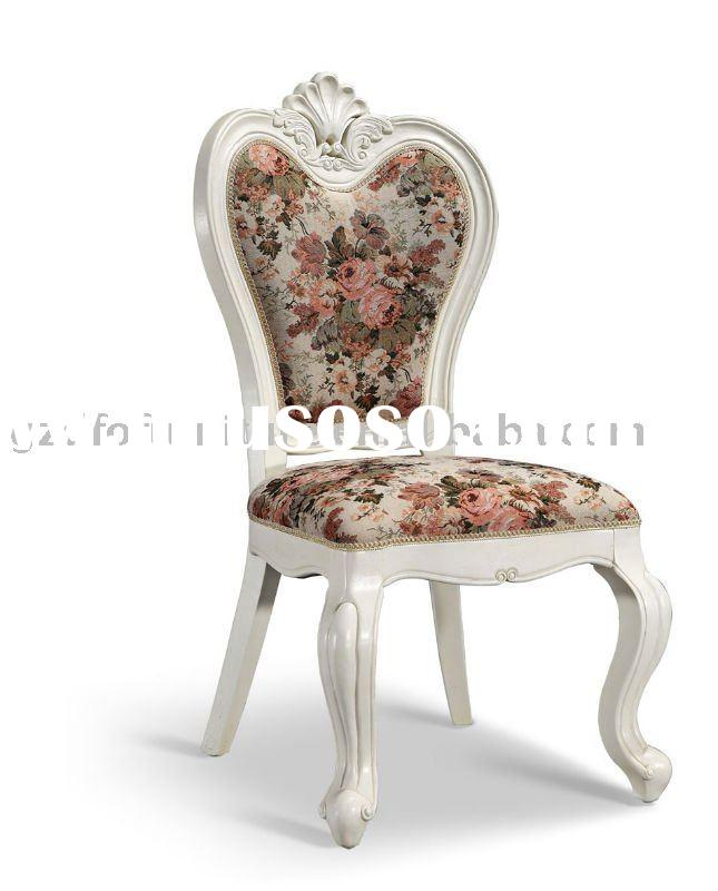 wooden dining chair, banquet chair